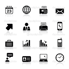 Telephone Icon For Business Card 12 Simple Business Card Icons Images Simple Business Card Logo