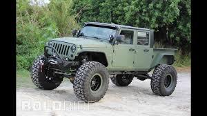 jeep wrangler military green bruiser conversions u0027jk crew u0027 jeep wrangler