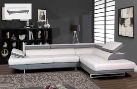 White Sectional Sofa With Chaise Leather Modern Sectional Sofas Corner Sofas With Chaise