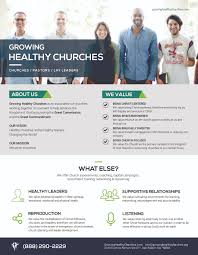 Growing Healthy Churches About Us Growing Healthy Churches