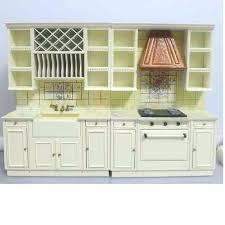 miniature dollhouse kitchen furniture dollhouse kitchen furniture mint barbie elite kitchen furniture