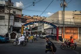 ravaged by oil u0027s collapse venezuela now has a big gold problem