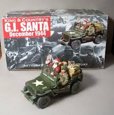 jeep christmas king u0026 country christmas special xm005 01 santa in a jeep 2005 ebay