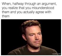 Ben Affleck Meme - ben affleck argument agreement meme cln digital