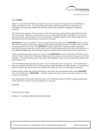 sample recommendation letter for volunteer images letter samples