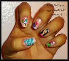 easy nail designs for kids collection birthday nail art designs