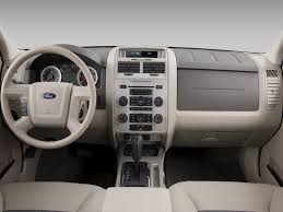 Ford Escape Features - 2008 ford escape reviews and rating motor trend