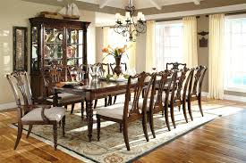 large dining table sets dining room table seats 10 arealive co