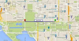 Washington Dc Sightseeing Map by Washington Dc St Patrick U0027s Day Parade 2017