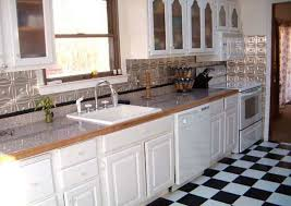 kitchen tin backsplash 33 best tin backsplash images on white kitchens tin