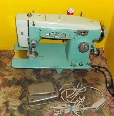 Heavy Duty 15 Amp 2 by White 1563 Heavy Duty Decorative Embroidery Sewing Machine 1 3