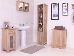 Free Standing Bathroom Shelves Decoration With Bathroom Floor Cabinet Furniture Home Design Concept