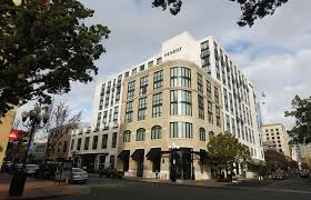 posh 120m hotel opens in the gaslamp the san diego union tribune