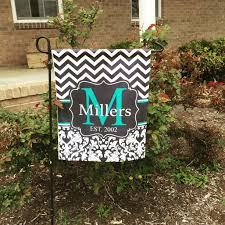 Monogram Garden Flag Sublimation Conde Systems 25 Years Expert Experience