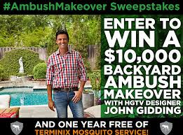Diy Backyard Makeover Contest by Diy Backyard Makeover Contest Outdoor Furniture Design And Ideas