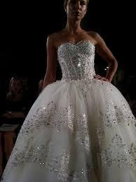 pnina tornai wedding dress crystals naf dresses