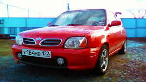 nissan micra k11 youtube