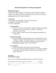 Examples Of Expository Writing Essays Anecdote Essay Example Resume Cv Cover Letter