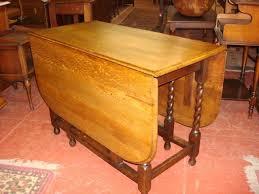 antique drop leaf gate leg table beautiful english antique gate leg drop leaf table barley twist
