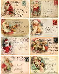 25 vintage santas ideas images santa claus