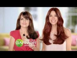 what color garnier hair color does tina fey use tina fey for garnier nutrisse mousse hair colour popsugar beauty
