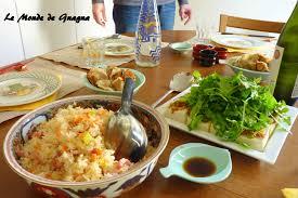 cuisine japonaise les bases repas japonais vite fait mais surtout bien fait le monde de gnagna