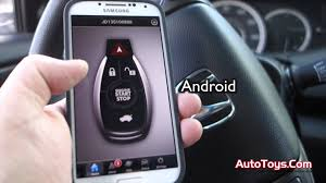 smart start app for android honda accord 2014 drone smart phone remote start autotoys