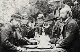 Coffee War civil war confederate coffee