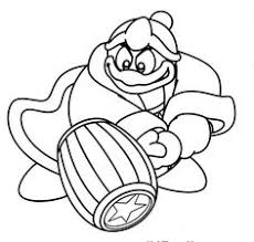 kirby coloring coloring pages epicness craft