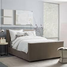 West Elm Bedroom Furniture Sale Bed Frame Luxe Velvet Asphalt Bedrooms Farmhouse