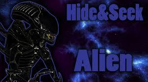 Seeking Aliens Secrets Hide Seek