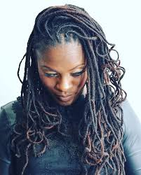 faux dreads with marley hair faux locs vs loc extensions which is best for you