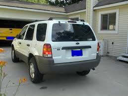 Ford Escape All Wheel Drive - 2001 ford escape xlt for sale