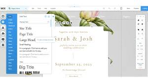 wedding web best 6 wedding website builders for a stress free big day