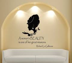 aliexpress com buy custom name salon vinyl wall decal quote a