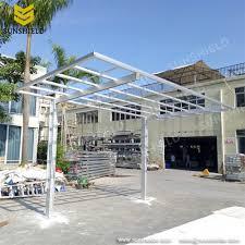 Transparent Patio Roof Carport Sheds Polycarbonate Carports Massachusetts Sunshield