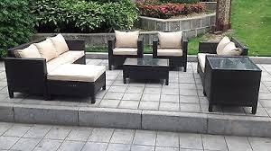 Sofas For Conservatory Luxury Rattan Weave Garden Furniture Corner Sofa Set