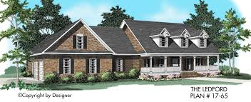 Plan 65 Ledford House Plan House Plans By Garrell Associates Inc