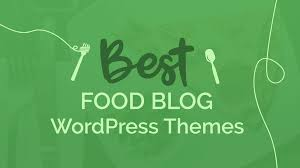 20 best food blog wordpress themes 2017