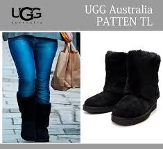 womens ugg patten boots shoe get rakuten global market s ugg australia patten tl