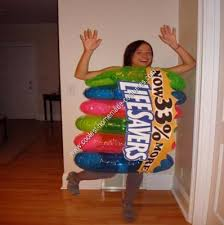 Fish Tank Halloween Costume Coolest Homemade Lifesavers Halloween Costume Homemade Halloween