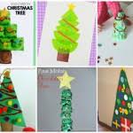 21 handprint and footprint christmas crafts i heart arts n crafts