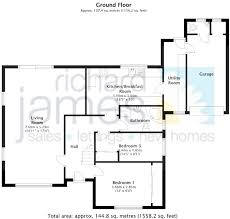 3 bedroom detached bungalow for sale in roman crescent old town