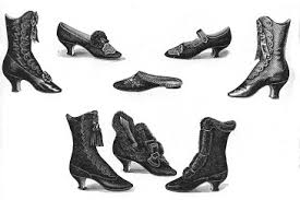 womens boots types elizabethan era shoes desings boots buskins chopines