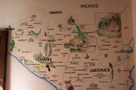 Chiapas Mexico Map Visiting Another Unitierra U2013 In San Cristobal Chiapas Enlivened