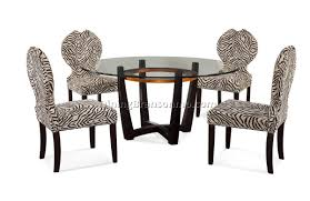 Animal Print Dining Room Chairs Home Design Planning Best At - Animal print dining room chairs