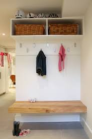Built In Mudroom Bench 41 Best Interiors Mudroom Images On Pinterest Mud Rooms