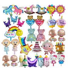 helium foil balloons wholesale baby ballons birthday