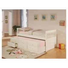 Twin Size Day Bed by Full Size Daybeds With Trundles Design Home Decorations Insight