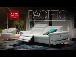 canap cuir center cuir center canapé relaxation pacific flv